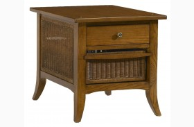 2890-34 Trea-Kincaid Treasures End Table