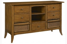 Trea-Kincaid Treasures Entertainment Console
