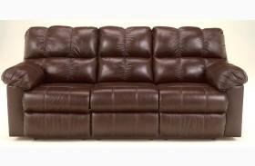 Kennard Chocolate Power Reclining Sofa