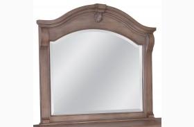 Heirloom Pewter Landscape Mirror