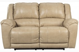 Yancy Galaxy Power Reclining Loveseat