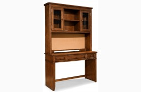 Dawsons Ridge Desk with Hutch