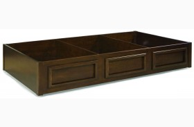 Benchmark Root Beer Trundle/Storage Drawer
