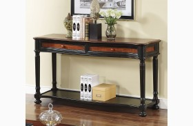 Jamaica Tobacco Sofa Table