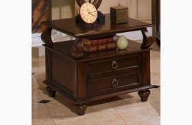 Princeton Sable End Table