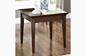 Terrace End Table