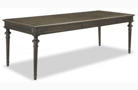 Berkeley3 Brownstone Tribecca Extendable Leg Table