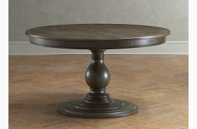 Karlin Large Round Dining Table