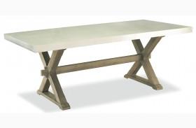 Berkeley3 Studio Flatiron Trestle Table
