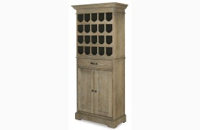 Berkeley3 Studio Tall Wine Cabinet