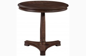 Cranford Round Lamp Table