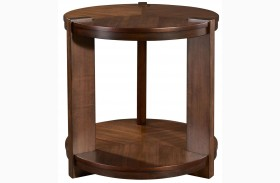 Ryleigh Round End Table