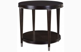 Vibe Round End Table