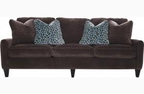 Mulholland Chocolate Sofa