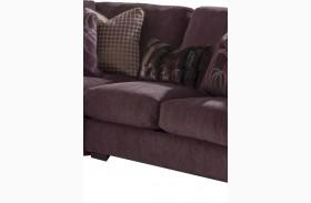 Serena Plum Armless Chair