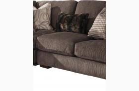 Serena Truffle Armless Chair