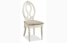 Bellamy Smartstuff Daisy White Chair with Storage Seat