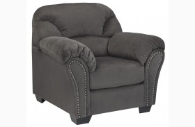 Kinlock Charcoal Chair