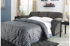 Kinlock Charcoal Full Sofa Sleeper