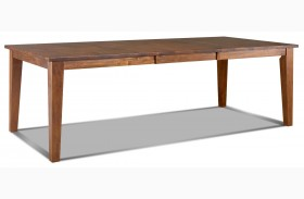 Urban Craftsmen Extendable Dining Table