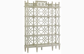 Preserve Orchid Botany Etagere