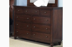 Hamilton 9 Drawer Dresser