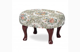 Multi Color Ottoman 3422