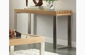 Raeburn Natural Sofa Table