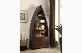 Hatchett Lake Boat Bookcase