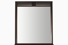 Beckett Portrait Mirror