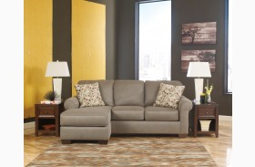 Danely Dusk Sofa with Chaise