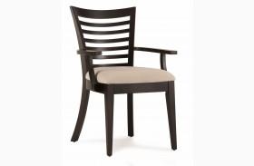 Beckett Slat Arm Chair