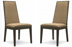Kateri Upholstered Side Chair Set of 2