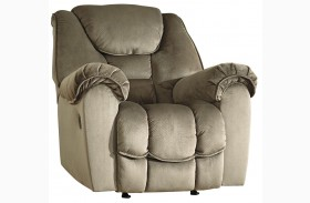 Jodoca Driftwood Power Rocker Recliner