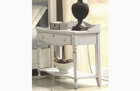 Newport Antique White Night Table