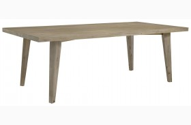 Harbourside Weathered Acacia Rectangular Dining Table