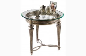 Galloway Round End Table
