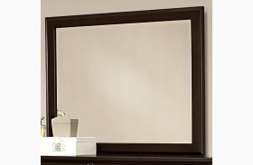 Commentary Merlot Large Landscape Mirror