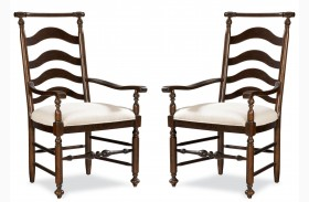 Riverhouse River Bank Arm Chair Set of 2