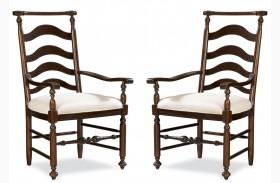 Riverhouse River Bank Arm Chair Set of 2