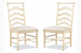 Riverhouse River Boat Side Chair Set of 2