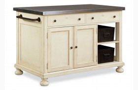 Riverhouse River Boat Kitchen Island