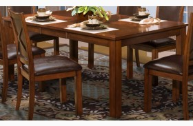 Aspen Standard Rectangular Extendable Dining Table