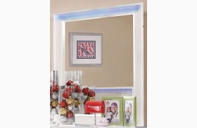 Havering Blanco and Sterling Mirror