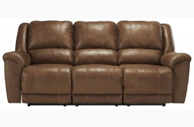 Niarobi Saddle Reclining Sofa