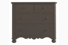 Coastal Living Gloucester Grey Seaside Chest
