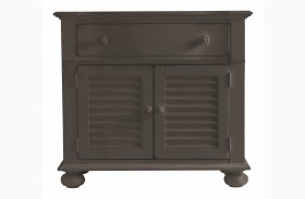 Coastal Living Gloucester Grey Summerhouse Chest
