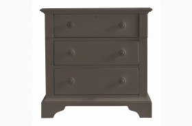 Coastal Living Gloucester Grey Night Table