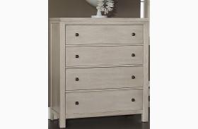 Kismet Sandstone Oak 4 Drawer Chest