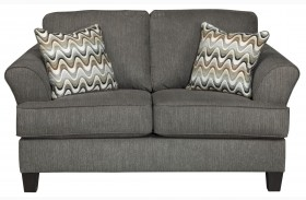 Gayler Steel Loveseat